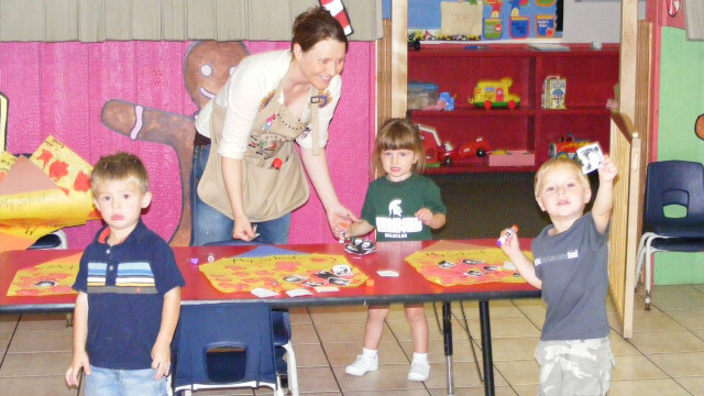 Schoolbell Early Childhood Education Center Children