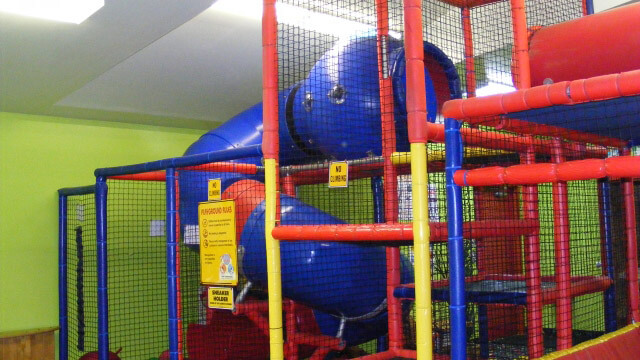 Schoolbell Early Childhood Education Center Indoor Play Equipment