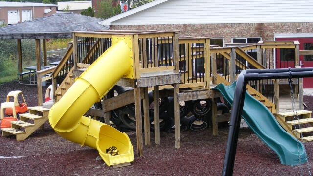 Schoolbell Early Childhood Education Center Outdoor Play Equipment