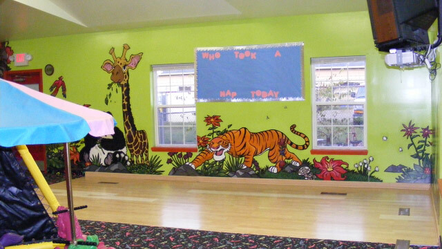 Schoolbell Early Childhood Education Center Indoor Playroom